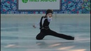 Марк Соколов в шоу Королевы Льда на Красной Площади 11.01.19