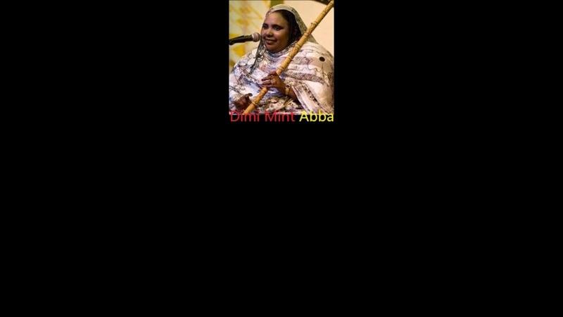 MAURITANIA Top Singer-Dimi Mint Abba-Lennebi Tebligh Eslam [Prophet of Islam]- None Lyric