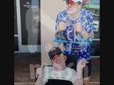 Американец участвует в соревнованиях вместе с больным ДЦП братом