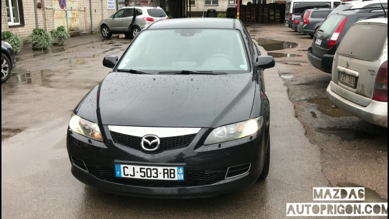 Mazda6 для клієнта