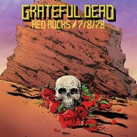 Grateful Dead альбом Red Rocks Amphitheatre, Morrison, CO (7/8/78)