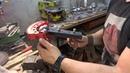 DIY Тиски ножедела своими руками
