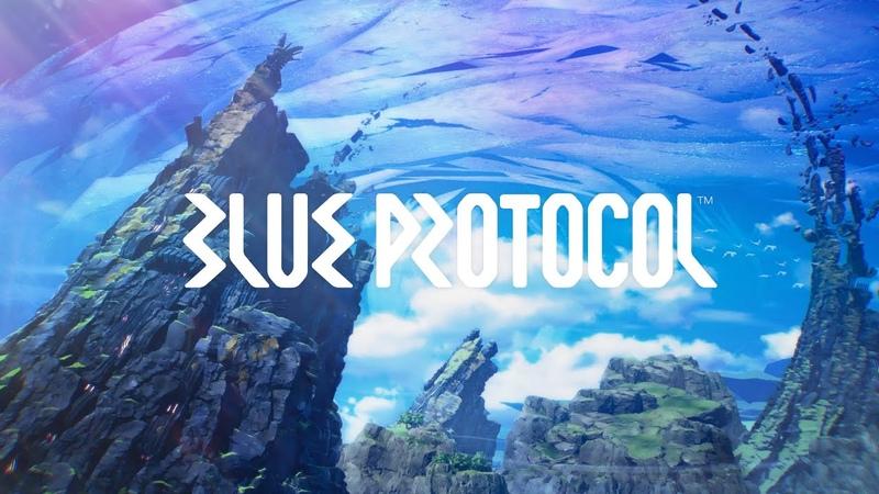 オンラインアクション RPG『BLUE PROTOCOL ブループロトコル 』PV