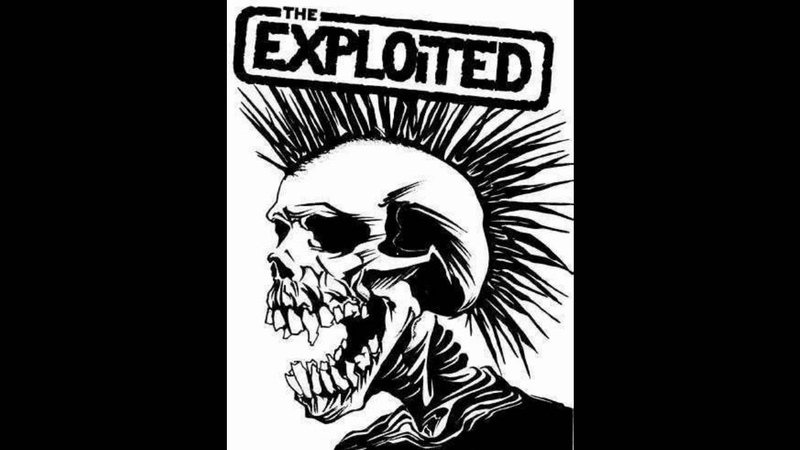 Chaos Is My Life - The Exploited