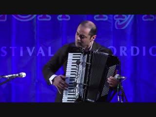 Концерт фестиваля Аккордеон Плюс - в лучах эстрады 2015 2 отделение