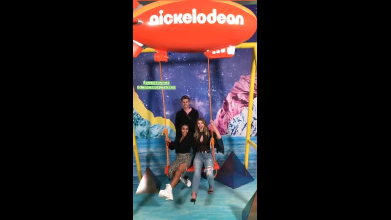 22 марта: «Kids' Choice Awards Slime Soiree»