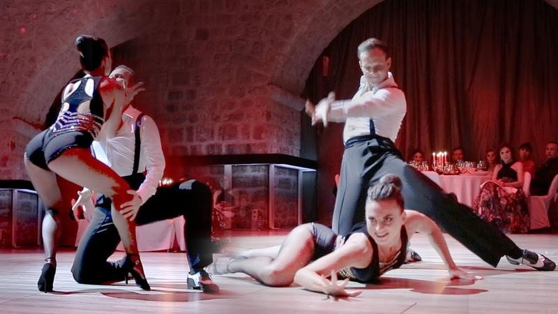 Andrey Arhipkin - Alexandra Akimova   2018 Adriatic Pearl Dubrovnik - Showcase Sweet Dreams
