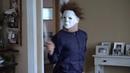 Michael Myers During October Halloween Parody