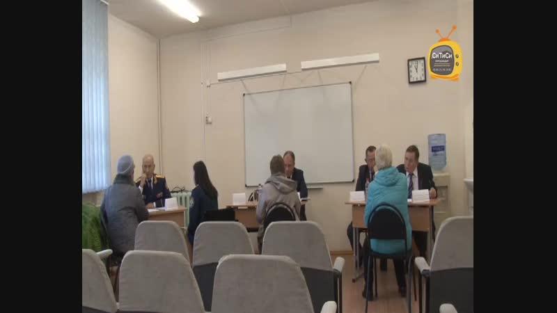 Расширенный прием граждан по личным вопросам в Ленинском районе Ижевска