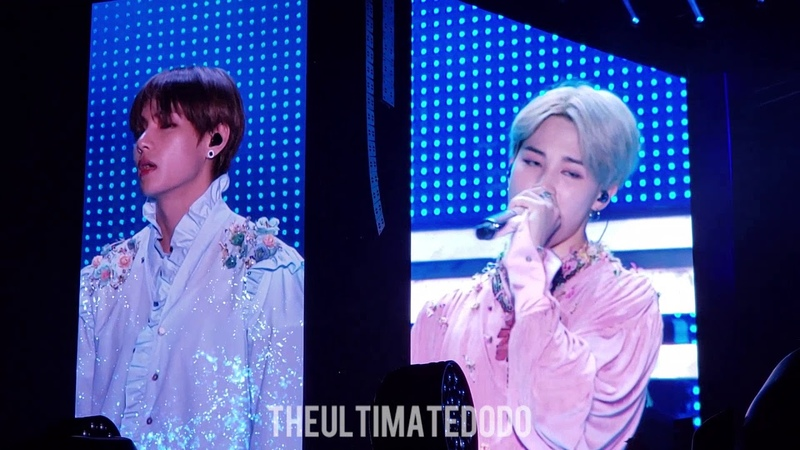 181006 The Truth Untold @ BTS 방탄소년단 Love Yourself Tour in Citi Field NYC Fancam 직캠