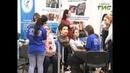 На выставке Образование. Наука. Бизнес самарские школьники могут познакомиться с вузами и профессиями