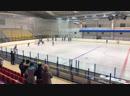 Турнир по хоккею среди команд 2010 г р посвящённый Дню хоккея, Ледовый дворец Балаково , день второй