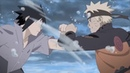 Naruto Uzumaki vs Sasuke Uchiha perfect loop