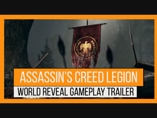 Assassin's Creed Legion:  Official World Premiere Trailer | Ubisoft Confidental