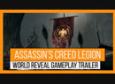 Assassin's Creed Legion: Official World Premiere Trailer   Ubisoft [Confidental]