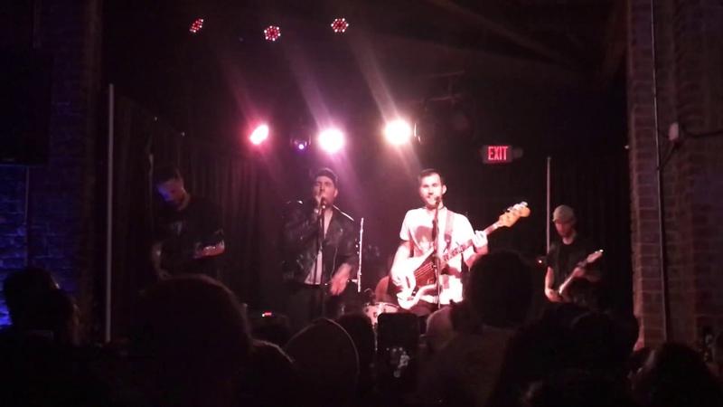 "Emarosa - ""Cautious"" Live at Voltage Lounge"