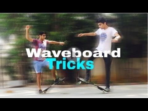 Waveboard / Ripstick tricks for beginners