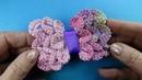 Галстук - бабочка Как сделать бантик Видео урок Красивые Вязаные бантики