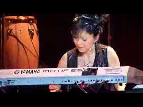 Пианистка из Японии Кейко Мацуи дала концерт в Омске (22.11.2011)