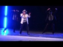 Joby Rogers Michael Jackson Impersonator Performance Part 2