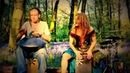 Cajon box Hang drum 2 hangbox project with Heidi Joubert