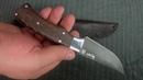 Нож Егерь цельнометаллический (булат) в 2 korenok