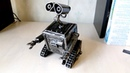 Робот Валли.Ресайкл арт.Wall-e .Recycle art.