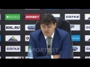 Николай Цулыгин: Ребята показали хорошую игру, и что неудачи не могут сломить их.
