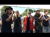 Rocknmob7 (Foo Fighters - The Pretender)