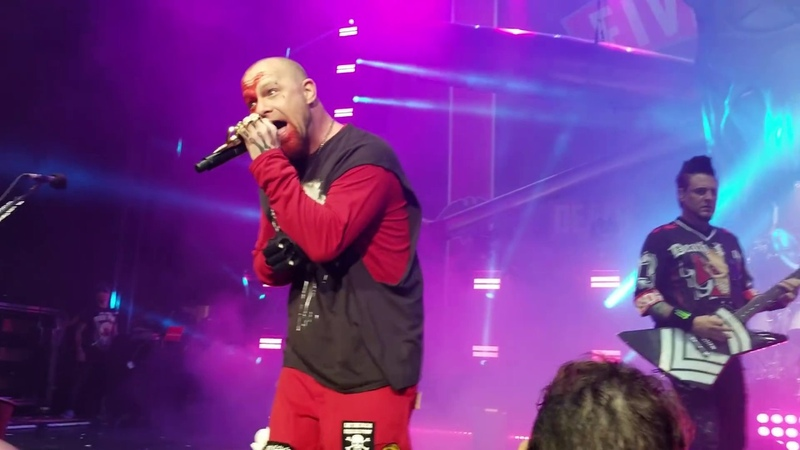 Five Finger Death Punch - COMPLETE SHOW (And Justice for None Tour) Clarkston, MI 9-1-2018