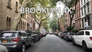 Brooklyn Drive 4K - Million Dollar Brownstones - USA