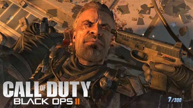 Call of Duty: Black Ops 2 - Мэйсон убивает Менендеса / Мэйсон берет Менендеса в плен | КОНЦОВКИ ИГРЫ