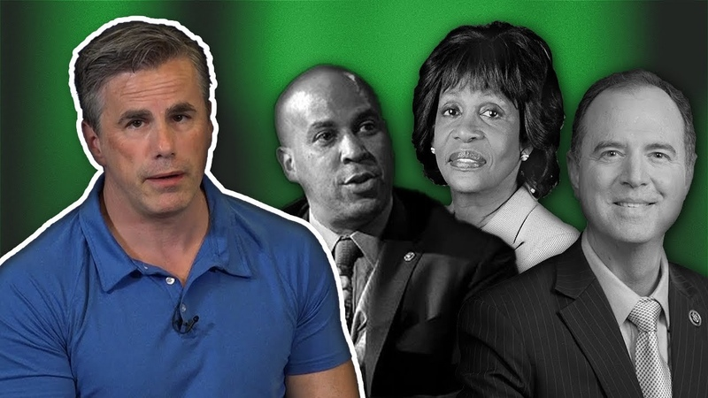 Only Judicial Watch is Holding Maxine Waters Adam Schiff Corey Booker Accountable
