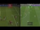 FIFA 19 - Сравнение графики Nintendo Switch и Xbox One