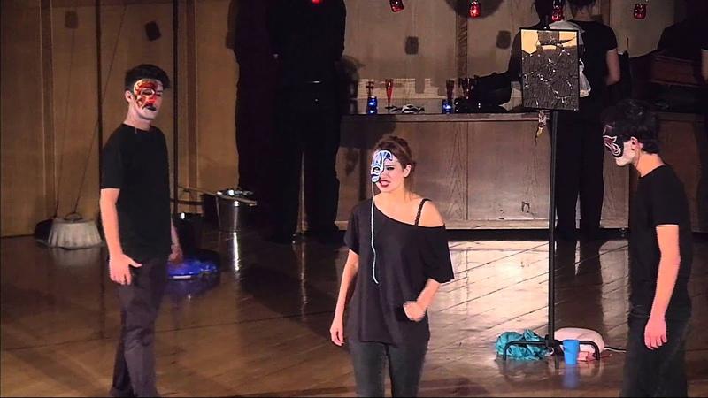 Teatro: Katharsis El alma buena de Sezuán 22/4/2015