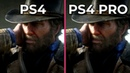 Red Dead Redemption 2 – PS4 vs. PS4 Pro Frame Rate Test Graphics Comparison
