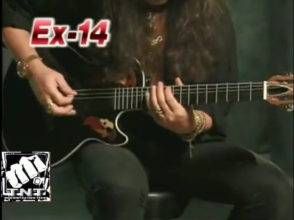 Yngwie Lesson Lick neo clasical 1