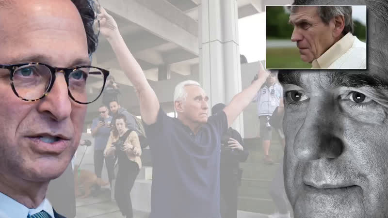 Roger Stone in Mueller's Crosshairs What is Weissman's Role? with Special Guest Larry Nichols