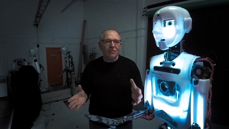 Intelligent Robot replace film director - More Human Than Human HD Trailer | DUST /Video Futurism