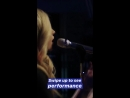 Avrillavigne Swipe up to see perfomance
