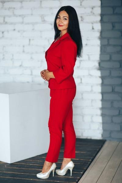 Алина Камалатдинова