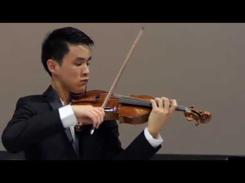 Kevin Zhu – Nel cor più non mi sento - Genova, 24 October 2018