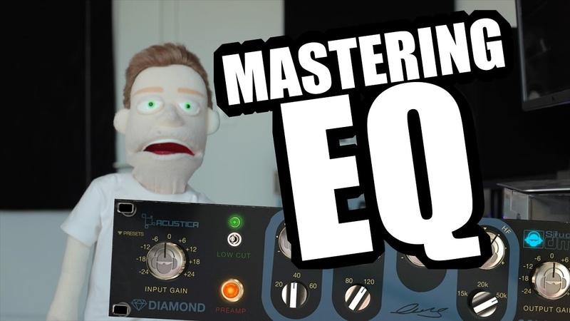 Amazing New Mastering EQ