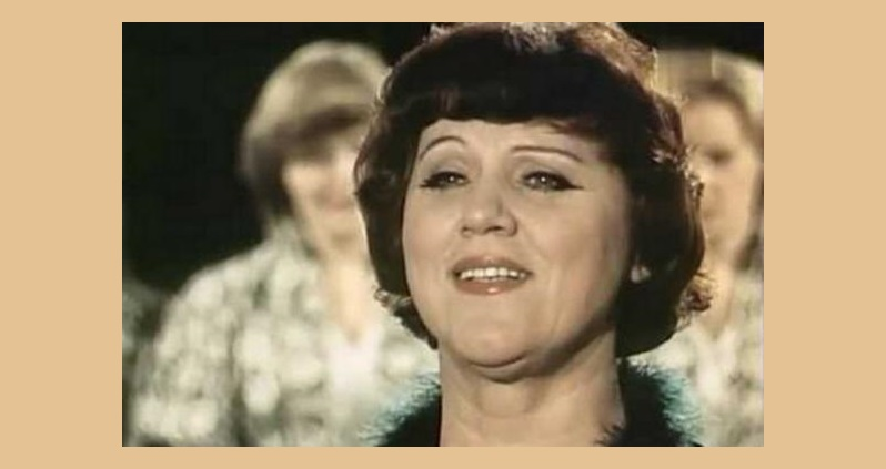 Умерла народная артистка СССР Диана Петриненко