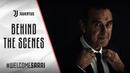 Behind-the-scenes of Maurizio Sarri's Juventus unveiling