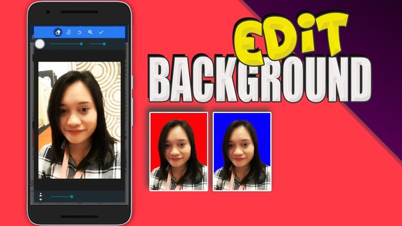 Background Change | Photo Editing in Android Mobile | PixelLab TUTORIAL 2019