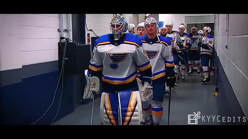 St. Louis Blues Stanley Cup Final Pump Up