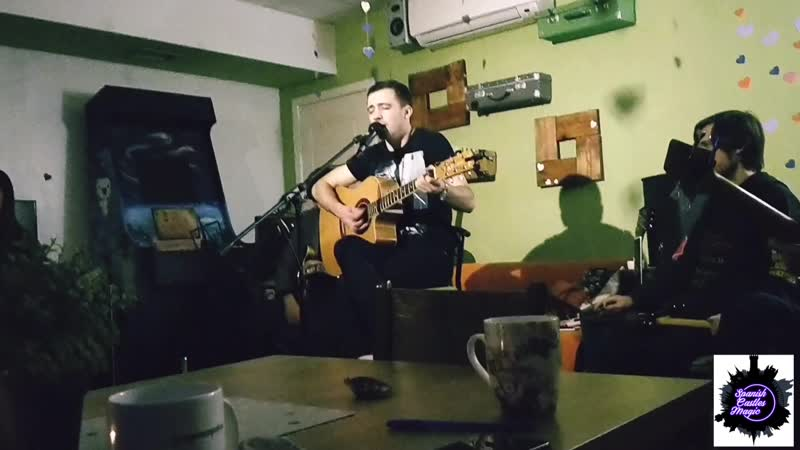 Days Are Forgotten Kasabian Cover by Spanish Castles Magic