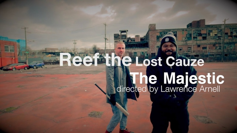 REEF THE LOST CAUZE THE MAJESTIC (OFFICIAL VIDEO) DIRECTED BY LAWRENCE ARNELL
