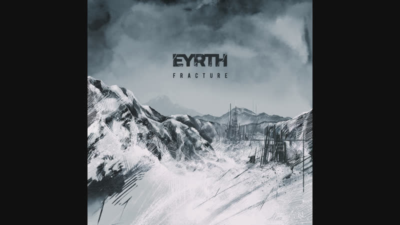 EYRTH - Fracture (2019). Atmospheric Black Metal from Latvia